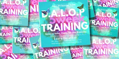 Developing A Lifestyle Of Prayer (DALOP) Training