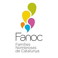 Associació de Famílies Nombroses de Catalunya (FANOC) logo