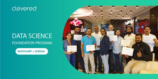 3 Day Bootcamp on Data Science in Jeddah