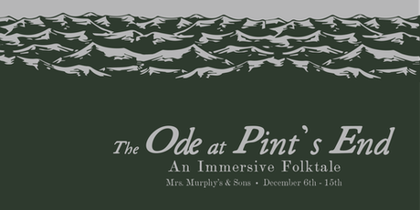 The Ode at Pint's End tickets