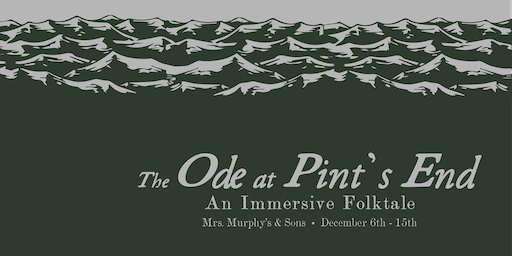 The Ode at Pint's End