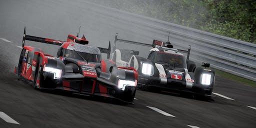 VR Sim Racing Weekend: Le Mans Endurance Race package @ GOVR Cafe