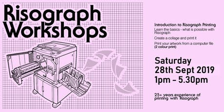 Introduction to Risograph Printing No.4 tickets