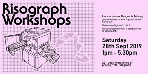 Introduction to Risograph Printing No.4