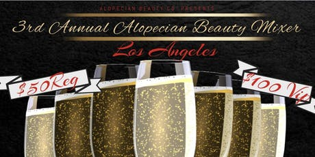 3rd Annual Alopecian LA (Stars, Fashion, Gala) Charity Event tickets