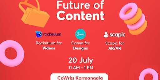 Future of content