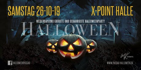 Halloween Party @ X-Point Halle Passau Tickets