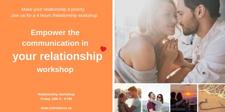 Empower the communication in your relationship entradas