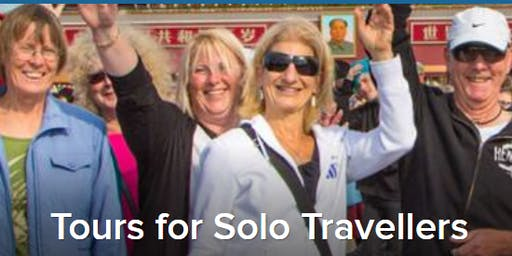 Soft Adventure Tours for Solo & Other Travelers with Lush Life & On the Go Tours