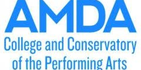 Applying to Performing Arts colleges w/ AMDA tickets