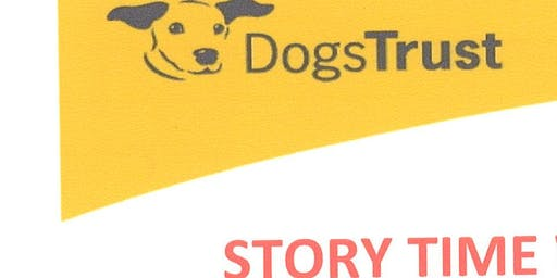 Bourton Library - Dogs Trust Story Time - Summer Reading Challenge