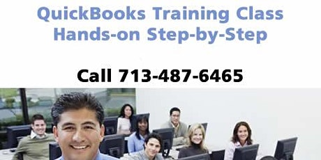 QuickBooks Training Class in Houston - Call 7/487-6465 tickets