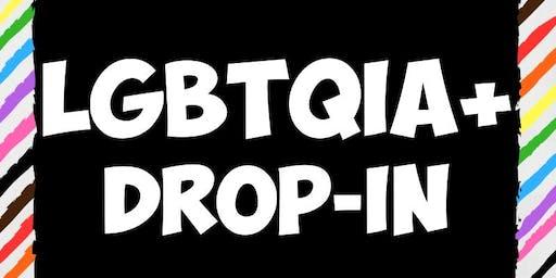 LGBTQIA+ Drop-In Potluck