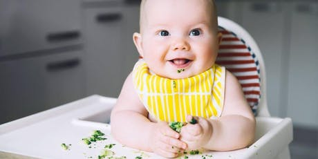 Introduction to Solid Foods, St Mary & St Joseph Parish Centre, Hemel Hempstead, 10:00 - 11:30, 30/10/2019 tickets