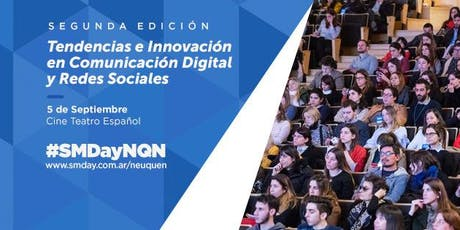 Social Media Day Neuquén 2019 entradas