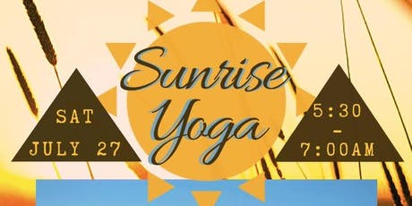Sunrise Yoga tickets
