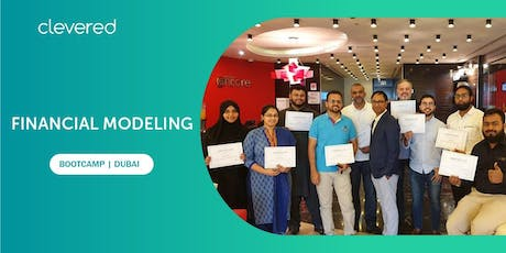 Financial modeling Bootcamp in Dubai tickets
