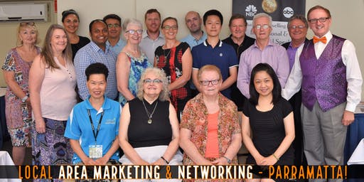 Local Area Marketing & Networking - Parramatta