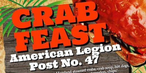 Commander's Crab Feast 2019