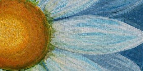 Daisy-Paint NIght tickets