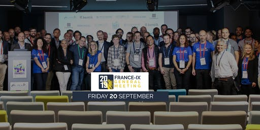 France-IX 2019 General Meeting