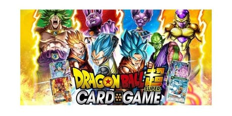 DRAGON BALL Tournoi Scellé Expansion Set 03 billets
