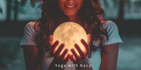 New Moon Restorative Yoga with Nidra tickets