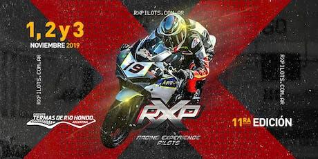 RXP 11ra Edición: Track Day de Motos - Autódromo Termas de Río Hondo entradas