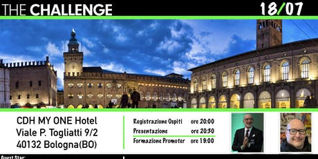 BOLOGNA: THE CHALLENGE tickets