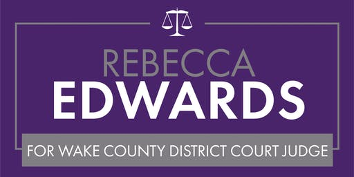 Rebecca A. Edwards for District Court Judge Campaign Kickoff Fundraiser