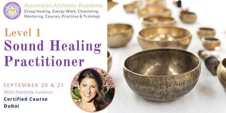 Level 1 - Sound Practitioner Therapy Certified Course tickets