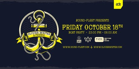 Olivier Weiter & Friends (ADE Boat Party) tickets