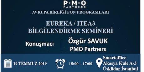 ITEA3 BİLGİLENDİRME SEMİNERİ tickets