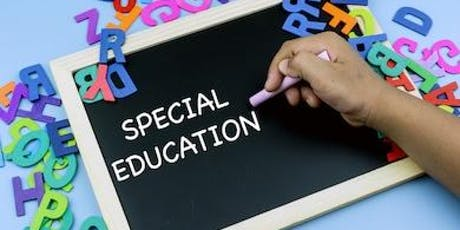 HCB Solicitors Special Educational Needs (SEN) FREE Information Evening - 9th September 2019 at Seirrah Therapies tickets
