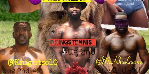King LEO FreakenD Day 1 Ft @Kingstennins_