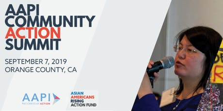 AAPI Community Action Summit tickets