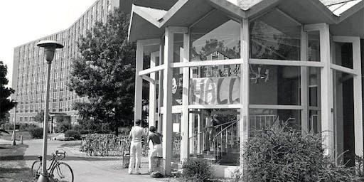 Ball State Hurlbut Hall Reunion