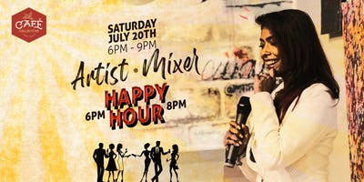 Artist Mixer - Happy Hour