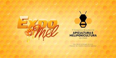 Congresso Brasileiro de Apicultura e Meliponicultura da CNAA ingressos