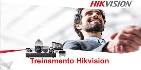 Treinamento CFTV Hikvision ( Hik-connect ) ingressos