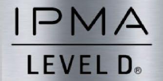 IPMA - D 3 Days Training in Sacramento, CA