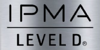 IPMA - D 3 Days Training in San Francisco, CA