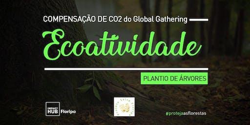 Ecoatividade:  Plantio de árvores no Dia de Proteção das Florestas