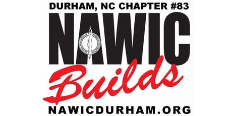 NAWIC Durham August Meeting tickets