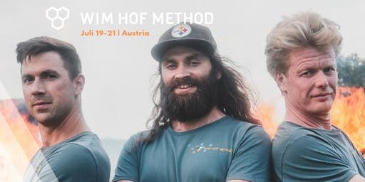 FIRE and ICE Mentaltraining beyond limits WIM HOF Methode