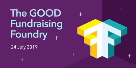 The GOOD Fundraising Foundry tickets