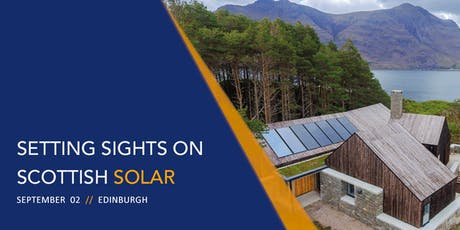 Setting Sights on Scottish Solar tickets