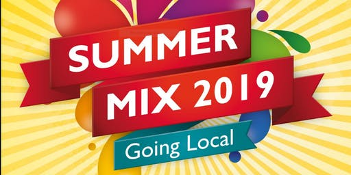 Summer Mix 2019 - Estover Youth Centre Summer Programme.