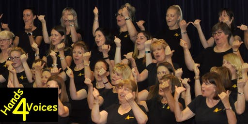 Hands 4 Voices In Concert
