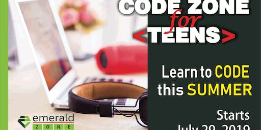 Summer Coding for Teenagers
